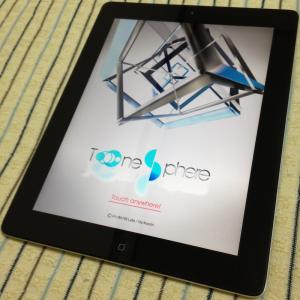 Tone Sphere on iOS